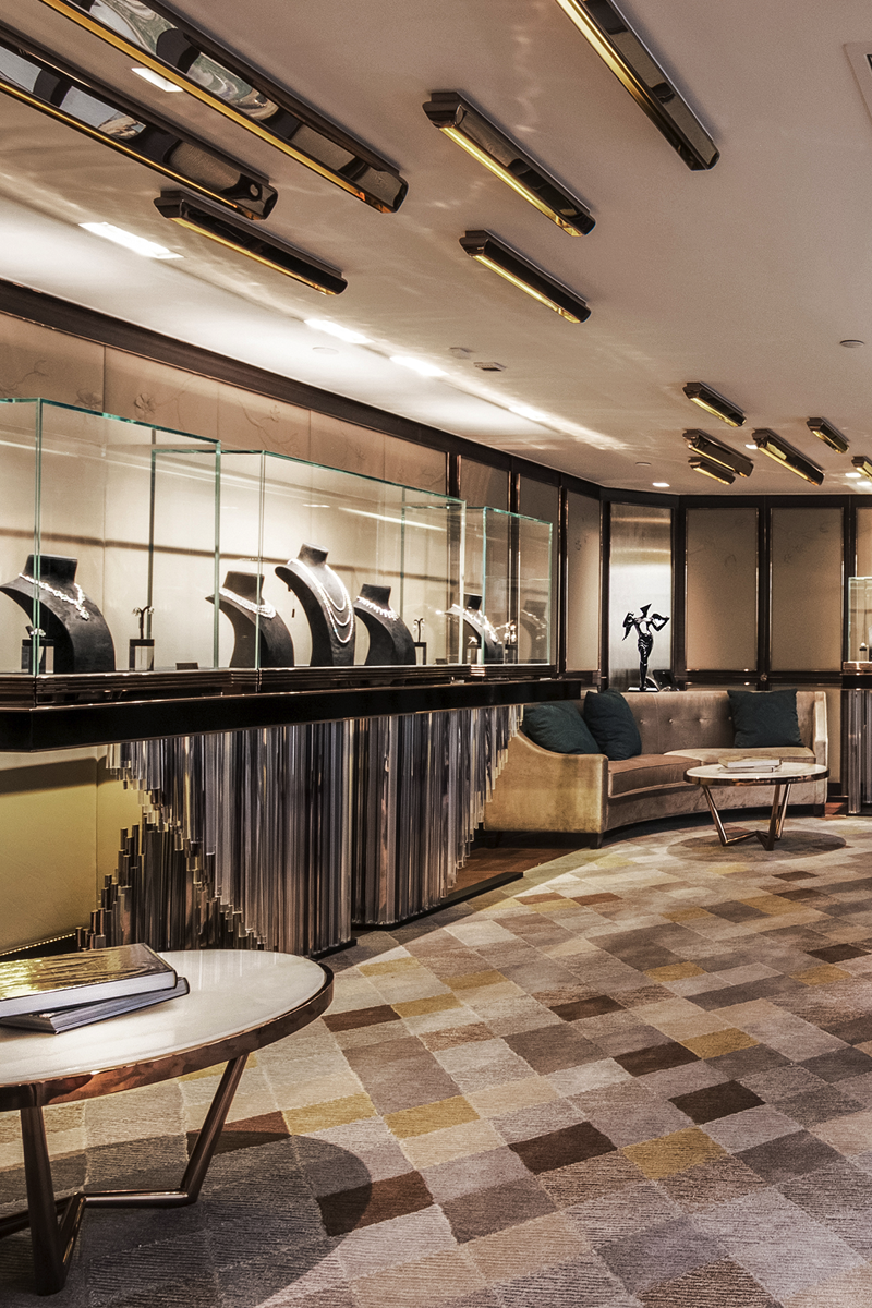 Private jewellery salon – Hung Hom, Hong Kong