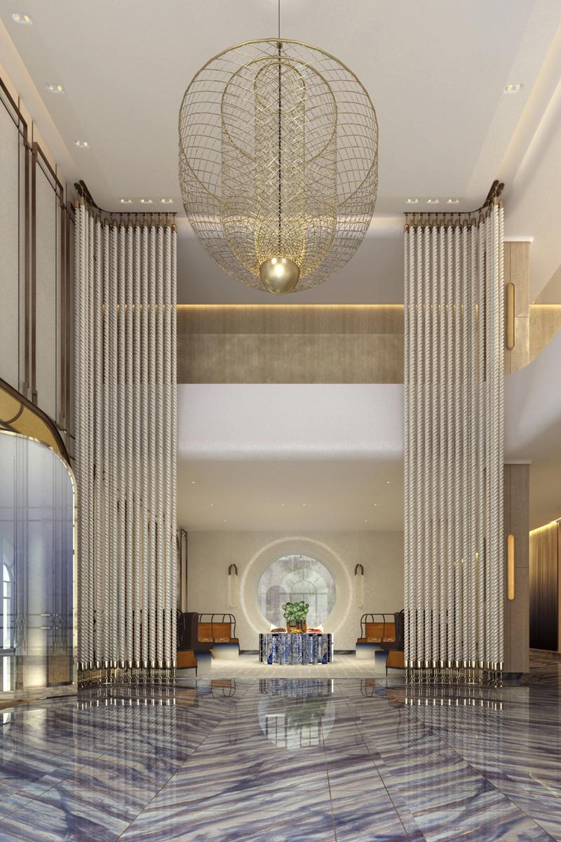 Luxury hotel – Nansha, china