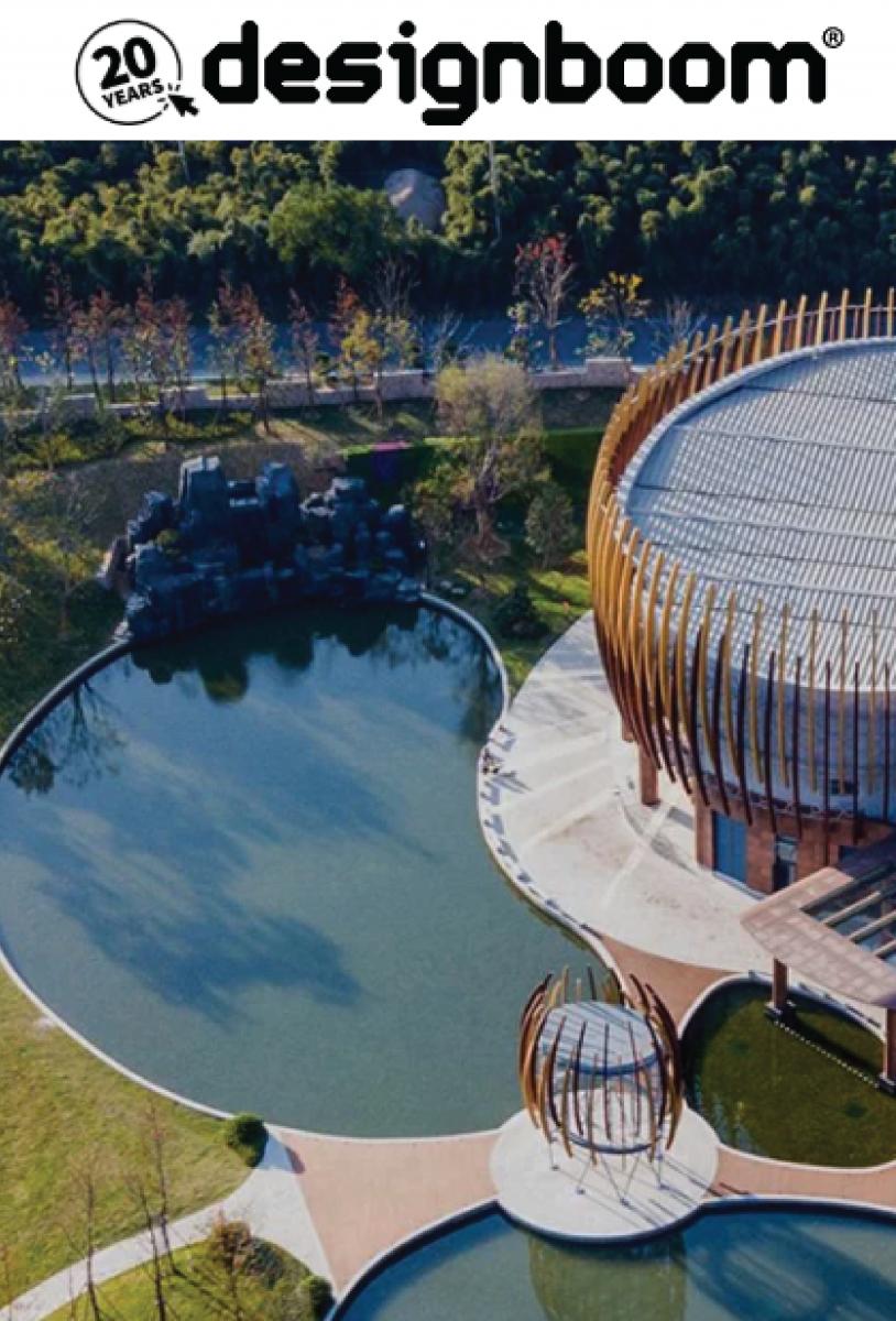 Joe Lalli Narada Resort on Designboom