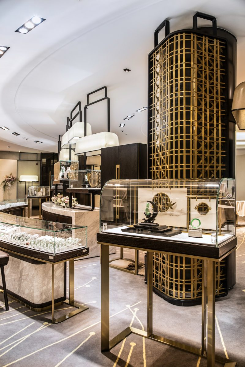 Jewellery Store and Offices – Yangon, Myanmar